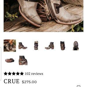 Freebird size 7 boots